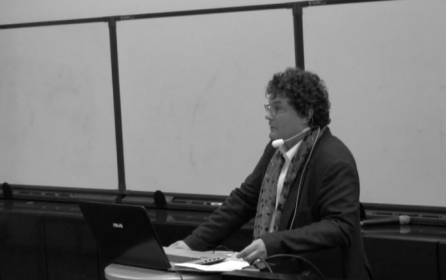 Watch Vincent Kaufmann's keynote, The New Dynamics of Daily Mobilities