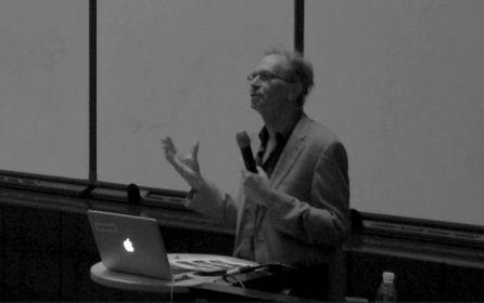 Watch John Urry's keynote, Networks, Systems and Futures