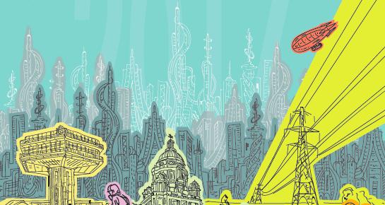 Mobile Utopia: Pasts, Presents, Futures