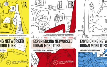 Publication: Networked Urban Mobilities