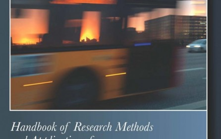 New Book: Handbook of Research Methods and Applications for Mobilities