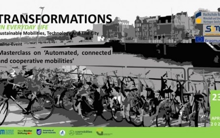 CALL FOR ABSTRACTS: TRANSFORMING MOBILITY IN ERVERYDAY LIFE